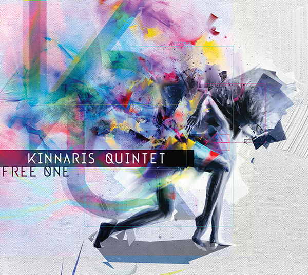 FREE ONE by Kinnaris Quintet